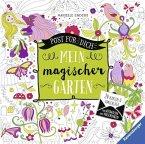 Post für dich! Mein magischer Garten (Mängelexemplar)