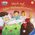 Wach auf, lieber Weihnachtsmann! (Mängelexemplar)