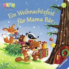 Ein Weihnachtsfest für Mama Bär (Mängelexemplar) - Prusse, Daniela