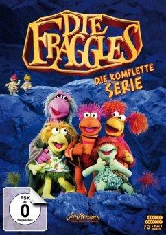 Die Fraggles - Komplettbox DVD-Box - Henson,Jim