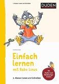 Einfach lernen mit Rabe Linus. 1. Klasse - Lesen und Schreiben