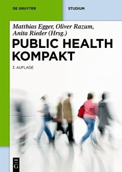 Public Health Kompakt (eBook, PDF)