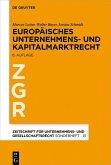 Europäisches Unternehmens- und Kapitalmarktrecht (eBook, PDF)