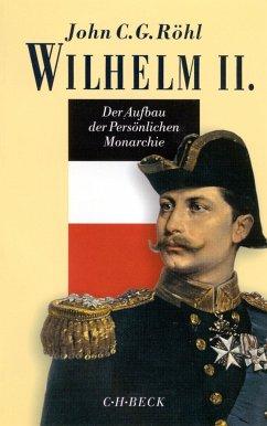 Wilhelm II. (eBook, PDF) - Röhl, John C. G.