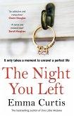 The Night You Left (eBook, ePUB)