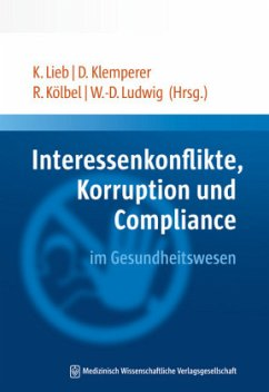 Interessenkonflikte, Korruption und Compliance ...