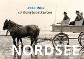 Postkartenbuch Nordsee