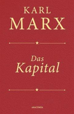Das Kapital (Cabra-Lederausgabe) - Marx, Karl