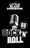 The Little Black Songbook of Rock 'n' Roll, for guitar