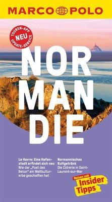MARCO POLO Reiseführer Normandie (eBook, ePUB) - Reiser, Hans-Peter; Bisping, Stefanie