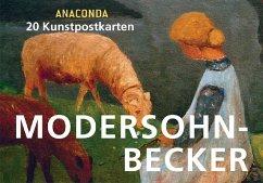 Postkartenbuch Paula Modersohn-Becker - Modersohn-Becker, Paula