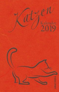 Katzen Kalender 2019