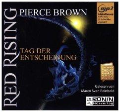 Tag der Entscheidung / Red Rising Bd.3 (3 MP3-CDs) - Brown, Pierce