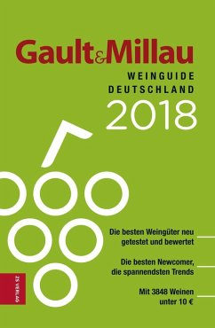 Gault&Millau WeinGuide Deutschland 2018 (eBook,...