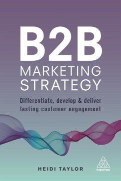 B2B Marketing Strategy (eBook, ePUB)