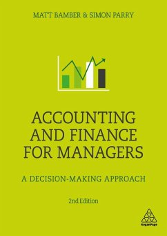 Accounting and Finance for Managers (eBook, ePUB)