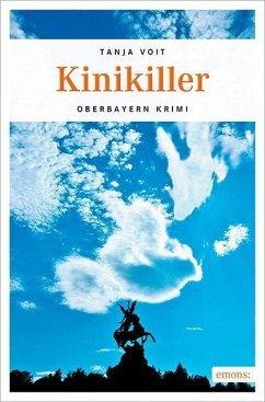Kinikiller (Mängelexemplar) - Voit, Tanja