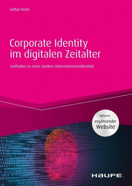 Corporate Identity Im Digitalen Zeitalter Ebook Pdf Von Lothar