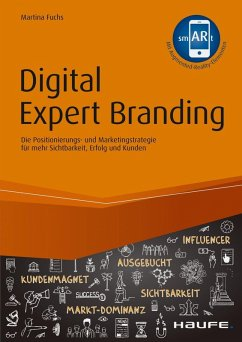 Digital Expert Branding - inkl. Augmented Reality App (eBook, ePUB) - Fuchs, Martina