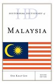 Historical Dictionary of Malaysia (eBook, ePUB)