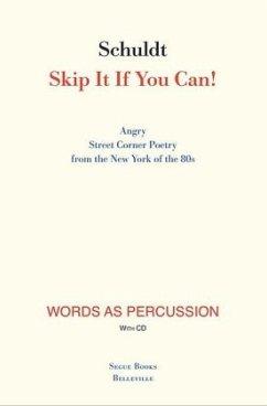 Skip It If You Can!, m. 1 Audio-CD - Schuldt, Herbert