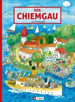Der Chiemgau wimmelt
