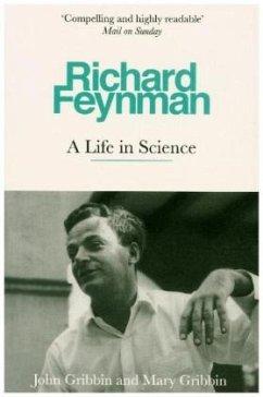 Richard Feynman - Gribbin, John; Gribbin, Mary