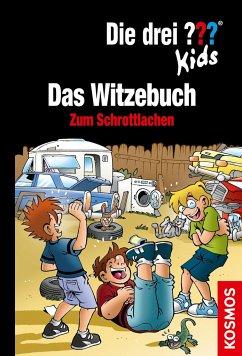 Die drei ??? Kids Das Witzebuch - Brinkmann, Markus