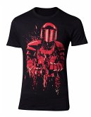 Star Wars TLJ T-Shirt -XL- Elite Guard, schwarz