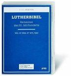 Lutherbibel. Revisionen des 20. Jahrhunderts, 1 CD-ROM