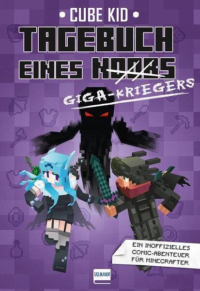 Buch-Reihe Minecraft-Comic-Abenteuer