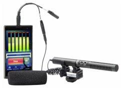 Azden SGM-990 +i Mikrofon