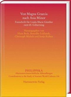 Von Magna Graecia nach Asia Minor