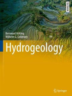 Hydrogeology - Hölting, Bernward; Coldewey, Wilhelm G.