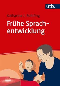 Frühe Sprachentwicklung - Rohlfing, Katharina