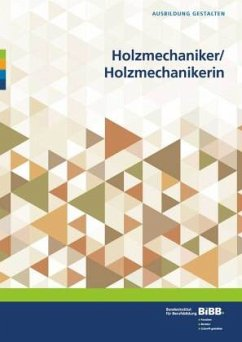 Holzmechaniker/Holzmechanikerin