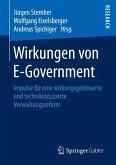 Wirkungen von E-Government
