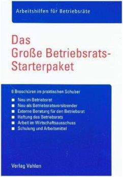 Das große Betriebsrats-Starterpaket