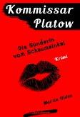 Kommissar Platow, Band 11: Die Sünderin vom Schaumainkai (eBook, ePUB)
