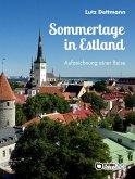 Sommertage in Estland (eBook, PDF)