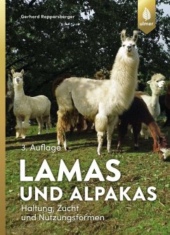 Lamas und Alpakas - Rappersberger, Gerhard
