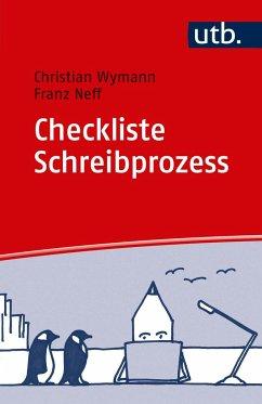 Checkliste Schreibprozess