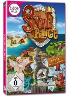 Purple Hills: Save the Prince (Klick-Management-Spiel)