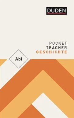 Pocket Teacher Abi Geschichte - Matthiessen, Wilhelm