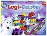 Ravensburger 25042 - Logi-Geister, Brettspiel, Logikspiel, Familienspiel