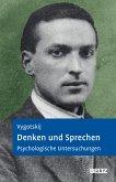 Denken und Sprechen (eBook, PDF)