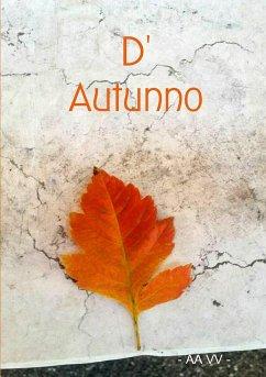 Antologica Atelier Edizioni - D'Autunno Aavv
