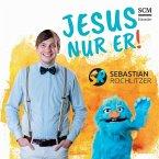 Jesus nur Er, 1 Audio-CD
