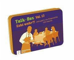 Talk-Box, Echt wahr?! (Spiel)