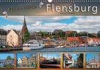 Bezauberndes Flensburg (Wandkalender 2018 DIN A3 quer)